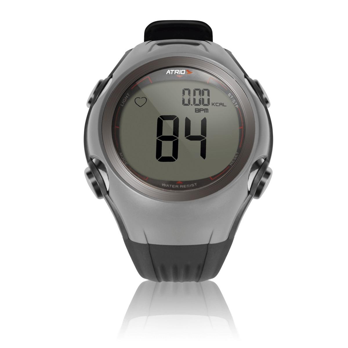 cf03175ac37 Relogio Monitor Cardiaco - Atrio - Hc008 - R  149