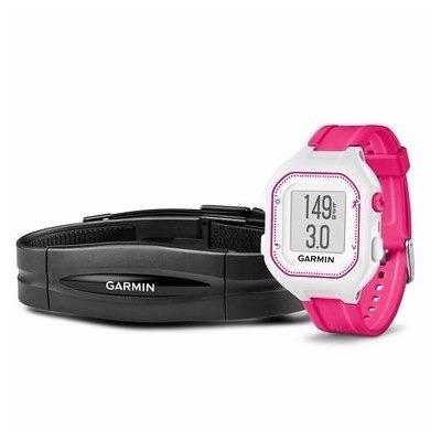 relógio monitor cardiaco gps forerunner 25 smartwatch garmin