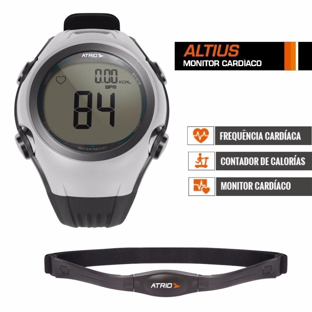 c9d320a1d52 relogio monitor cardíaco medidor frequência cardíaca+cinta. Carregando zoom.