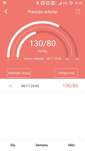 relógio monitor cardíaco monitor cardíaco android ios