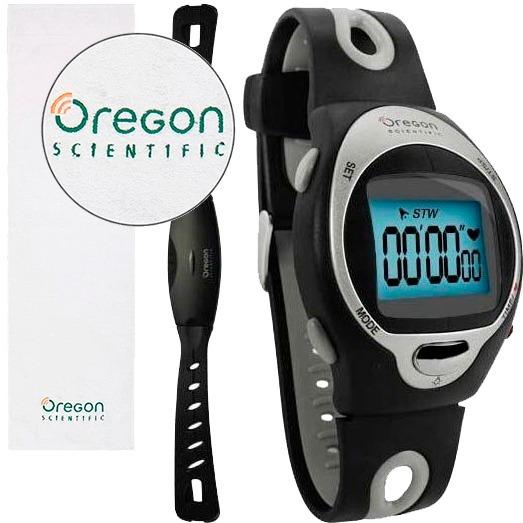 d0897b59d04 Relógio Monitor Cardíaco Oregon Hr102 C  Clip Bike Gar.1 Ano - R  99 ...