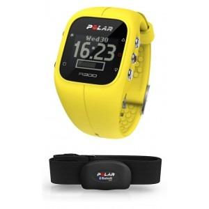 Relógio Monitor Cardíaco Polar A300 + Cinta H7 90055529 Am - R ... c619a9c1eb