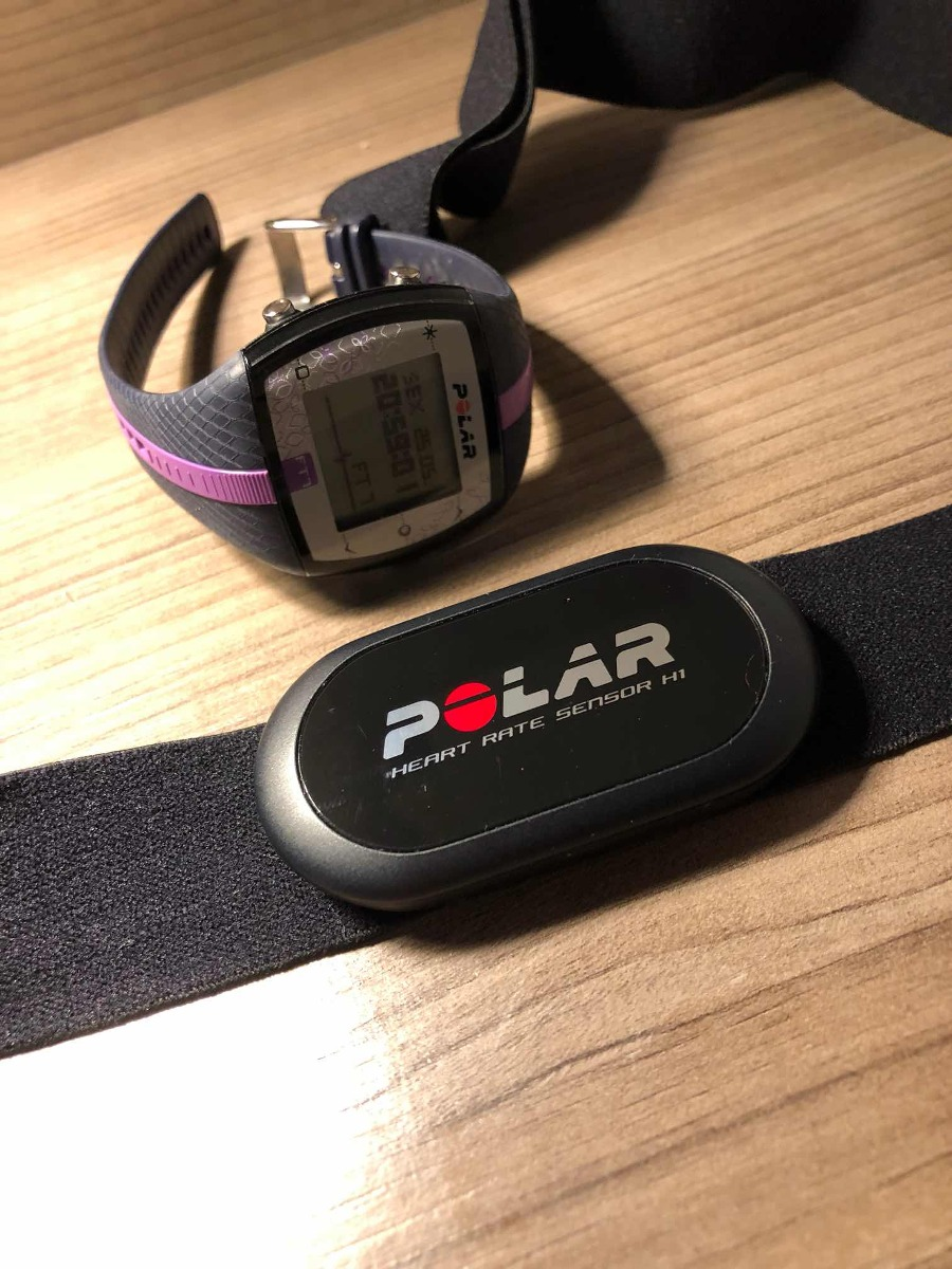 f7482e80fc6 relogio monitor cardíaco polar ft7. Carregando zoom.