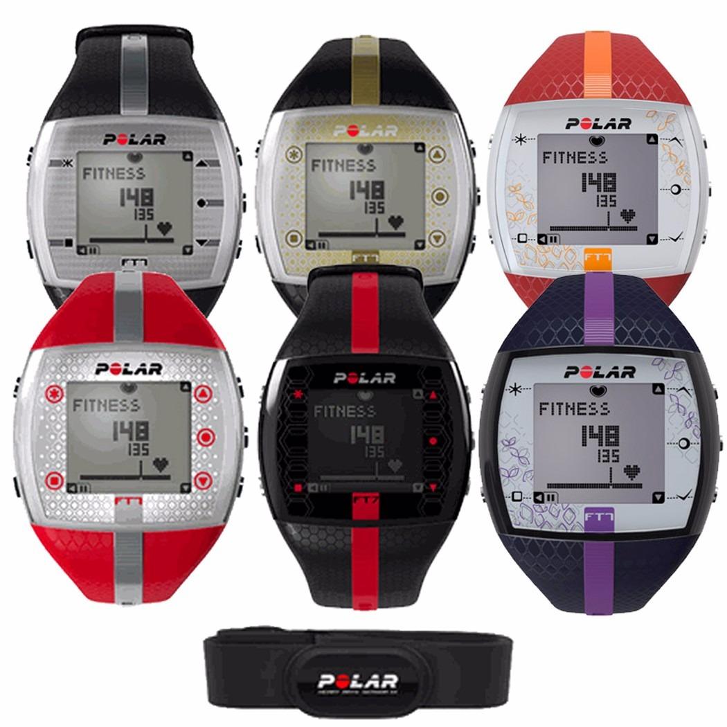 9e44437a639 Relogio Monitor Cardiaco - Polar Ft7 - Frete Gratis - R  345