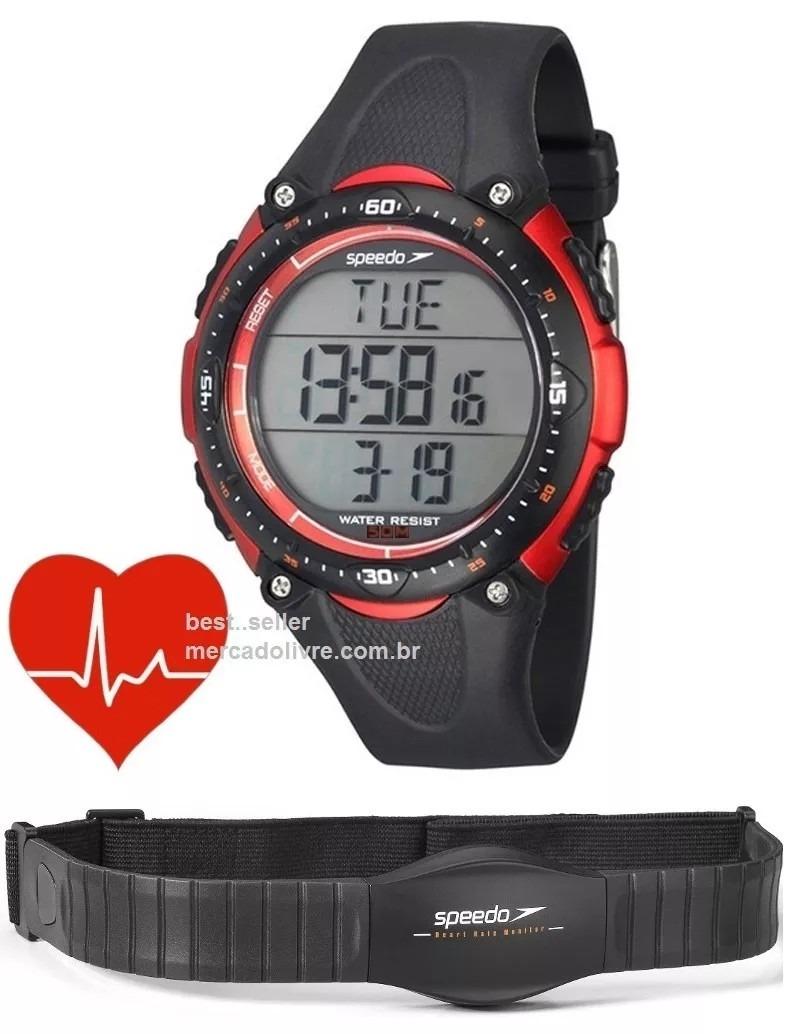 c0bff703f26 Relógio Monitor Cardíaco Speedo 80565g0epnp1 Frequência - R  269