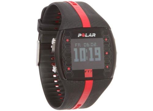 b580f3c5174 Relógio Monitor Frequência Cardíaca Polar Ft7 Preto + Cinta - R  369 ...
