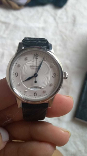 relógio mont blanc original