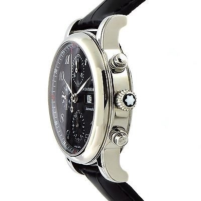 747f8be878e Relógio Montblanc 106467 Star Collection Automatico Original - R ...