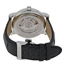 relógio montblanc 110642 star twin moonphase automatico