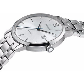 Relógio Montblanc Heritage Spirit Aut. Original Novo Modelo