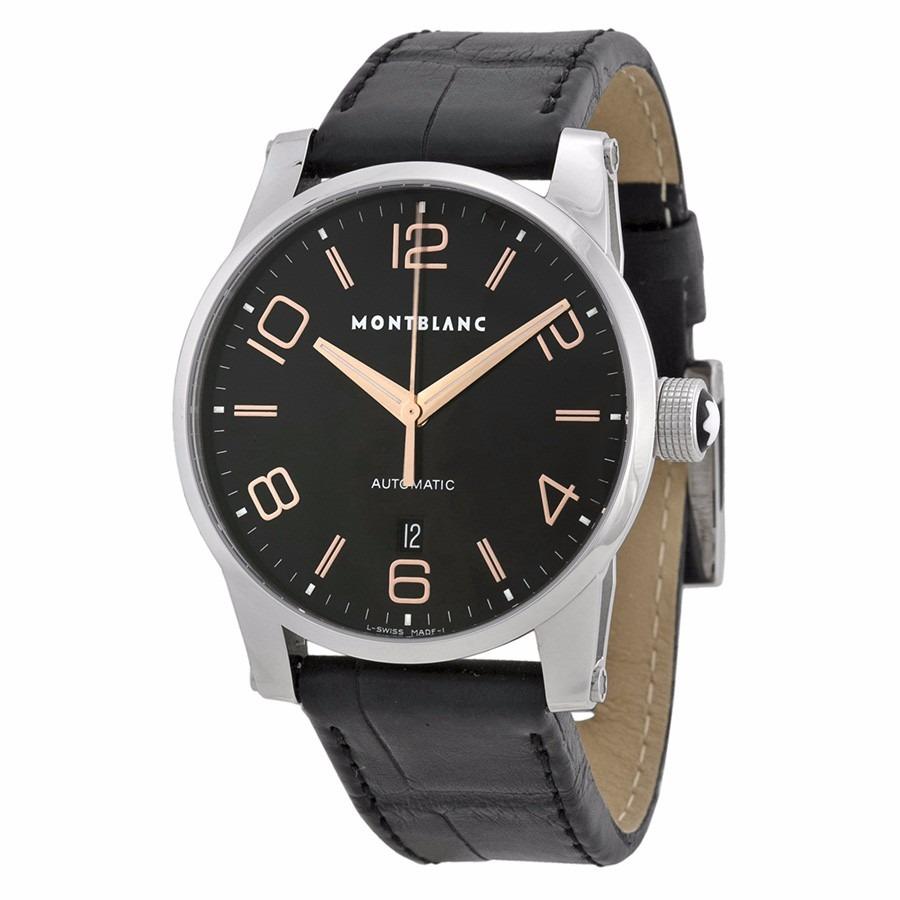38f4d41c7fa Relógio Montblanc Timewalker 101551 - Automático - Original - R ...