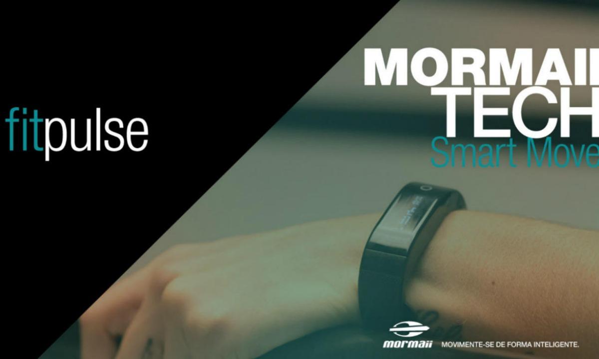 Relógio Mormai Fit Pulse - R  300,00 em Mercado Livre 8e4a3414bb