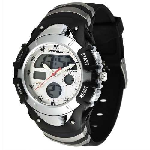 1720a7c801ca2 Relógio Mormaii 7870m 8k Loja Oficial Mormaii - R  192