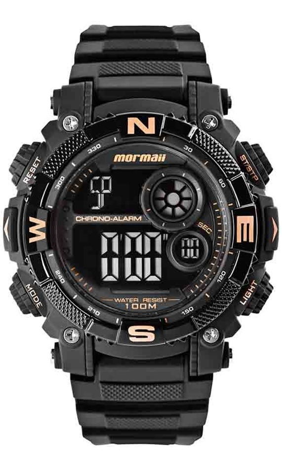 d5df645aa1d13 Relógio Mormaii Acqua Pro Masculino Mo12579d 8j - R  199,00 em ...