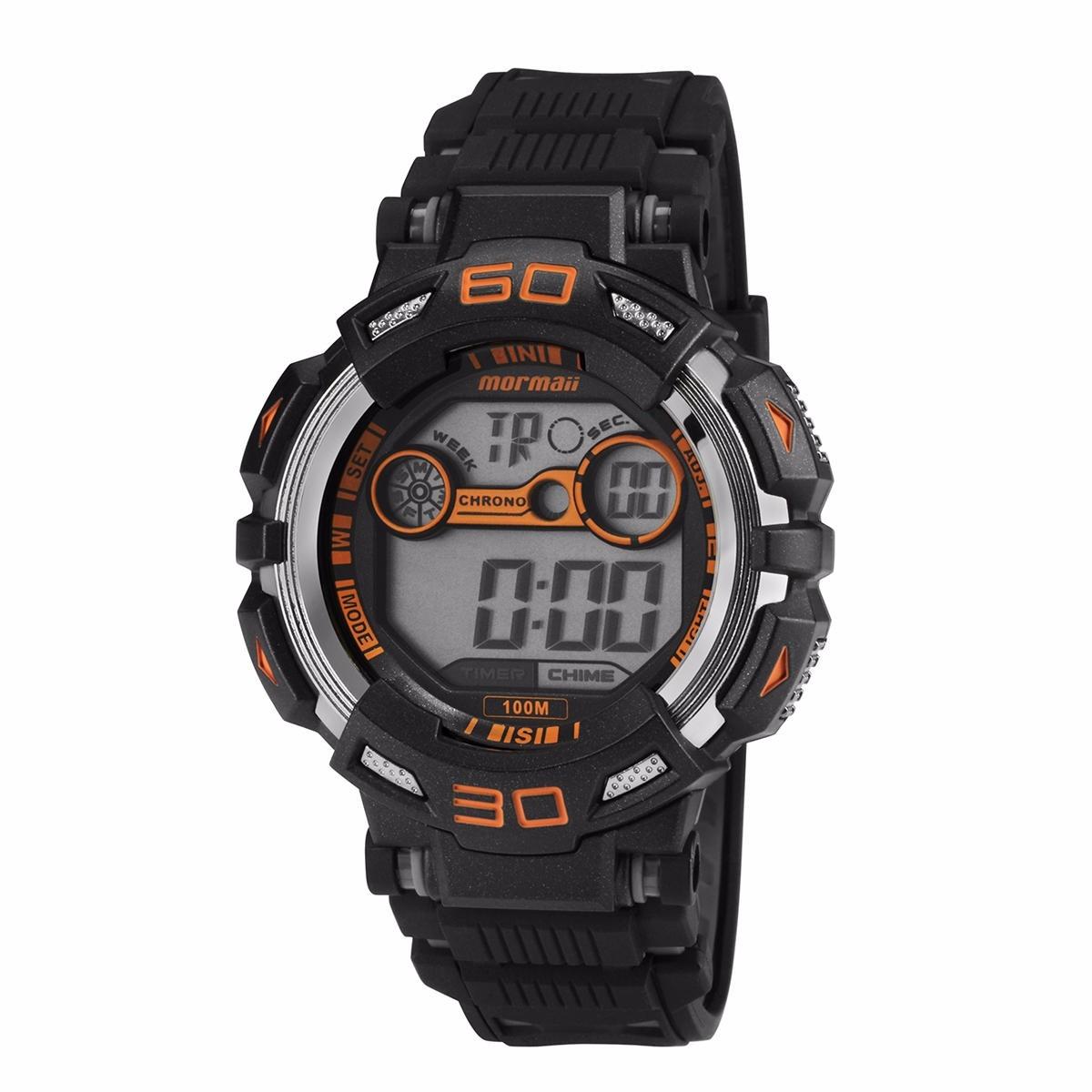 c1aa92d36a relógio mormaii acqua pro mo1001a 8l. Carregando zoom.