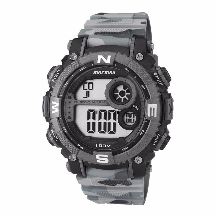Relógio Mormaii Acqua Pro Mo12579a 8c Camuflado - R  245,00 em Mercado Livre 6420fbdfba