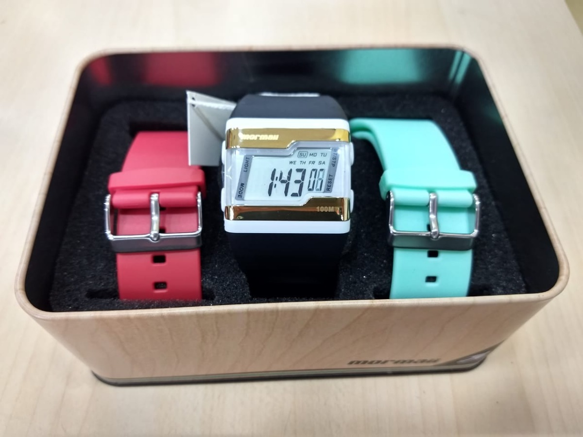 5d019846618 relógio mormaii acquarela troca pulseiras fz frete gratis. Carregando zoom.