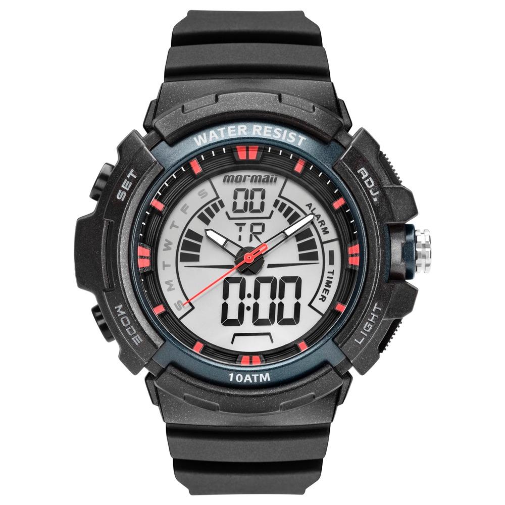 72c308a5b7545 relógio mormaii analógico-digital acqua mo8902aa8r preto. Carregando zoom.