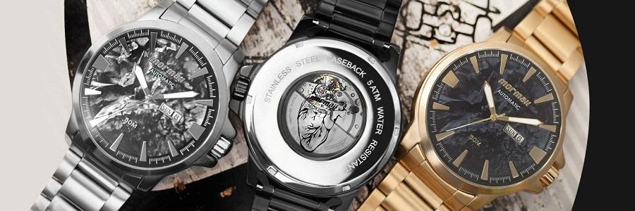 92e1b2ecec6cc Relógio Mormaii Automático