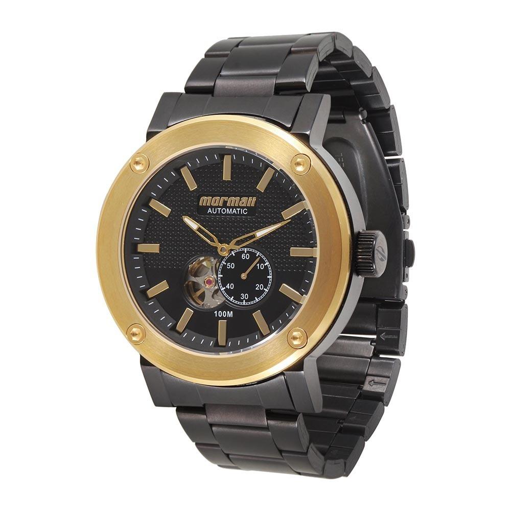 00536a205658f relógio mormaii automático - mo82s0ab 5p. Carregando zoom.