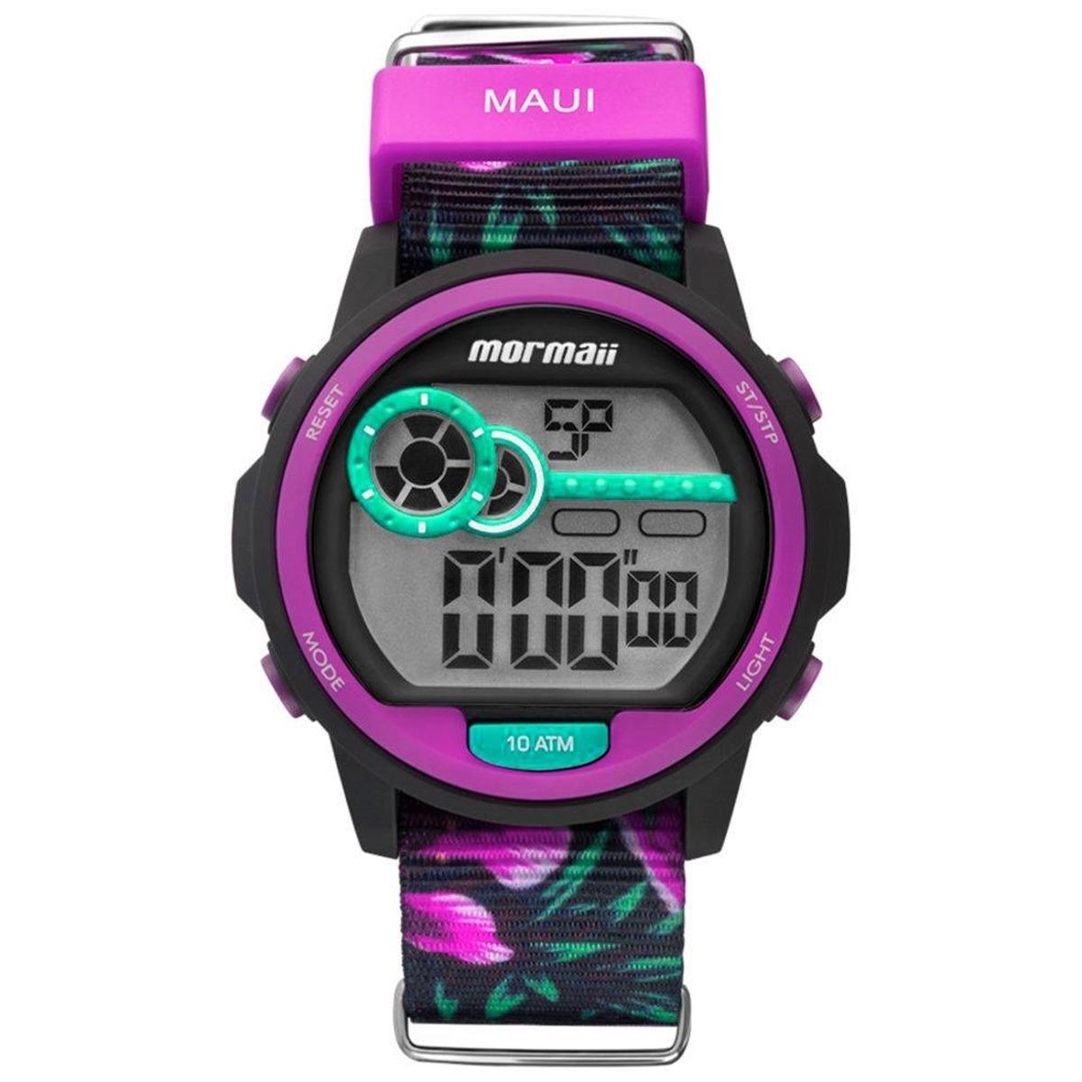 relógio mormaii digital feminino esportivo 10 atm mo1462 2t. Carregando  zoom. 94384d8be9