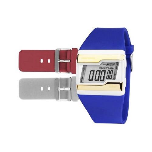 0cffc2c4c647f Relógio Mormaii Digital Kit Troca Pulseira Fzv 8r - R  129,00 em Mercado  Livre