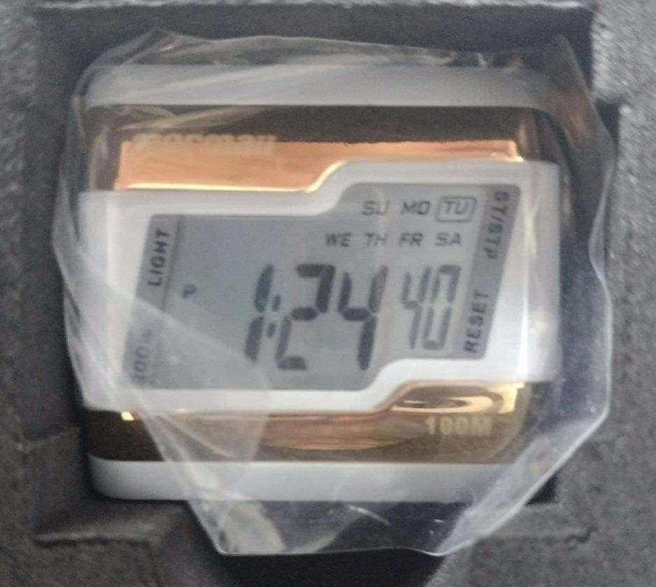1ae10d4f27120 relógio mormaii digital kit troca pulseira fzv 8z original. Carregando zoom.