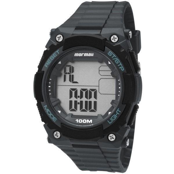 009bed83964 Relógio Mormaii Digital Masculino Preto Moy1551 8c - R  177