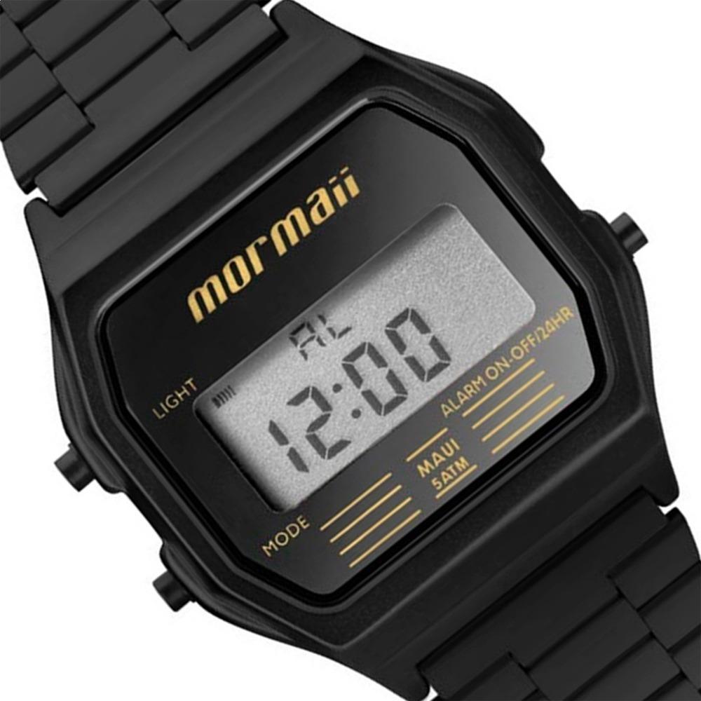 ef530fb45505d relógio mormaii digital maui mojh02aj4p preto. Carregando zoom.