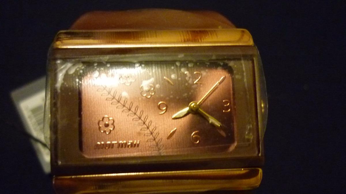 a7baa92c0a6 Relógio Mormaii Trend Feminino Analógico Mo2035ae 8m - R  159