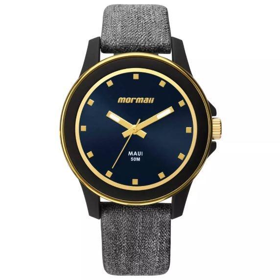 7c619ba7b9e19 Relógio Mormaii Maui Lual Feminino - Mo2035hz 8p - R  179,00 em ...
