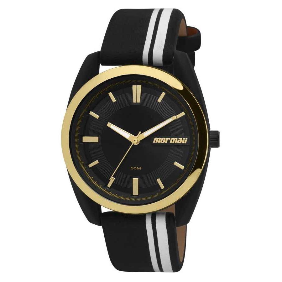 7ca046a4167 Relógio Mormaii Feminino Ref  Mo2039ad 8p Black Esportivo - R  219 ...