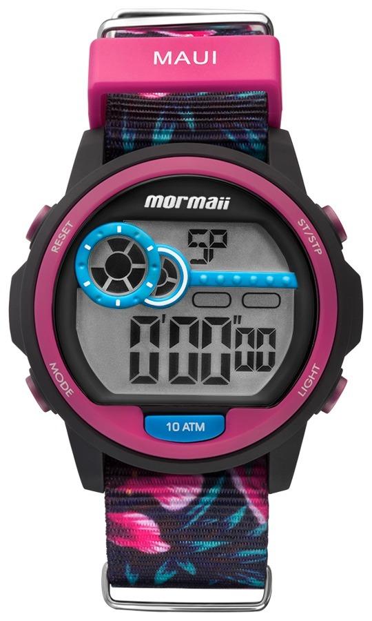 Relógio Mormaii Feminino Maui Luau Digital Mo1462 2t - R  301,25 em ... 1ce0d4f39c