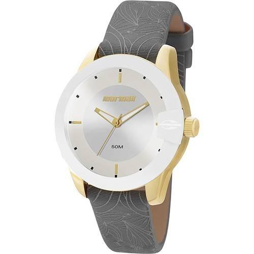 ec12c18b2ac Relógio Mormaii Feminino Maui Analógico Mo2035fb 8b - R  279