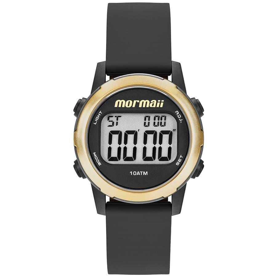 65b777df880ec Relógio Mormaii Feminino Ref  Mo3700aa 8d Digital Maui Lual - R  237 ...