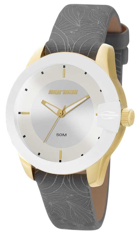 89702c952c7 relógio mormaii feminino com pulseira de couro mo2035fb 8b. Carregando zoom.