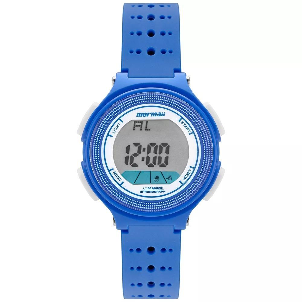 a756bf49d66 relógio mormaii feminino digital esportivo 5 atm mo0974 8a. Carregando zoom.