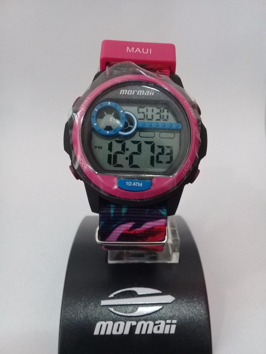 1a07412a5ed relógio mormaii feminino digital mo1462 2t. Carregando zoom.