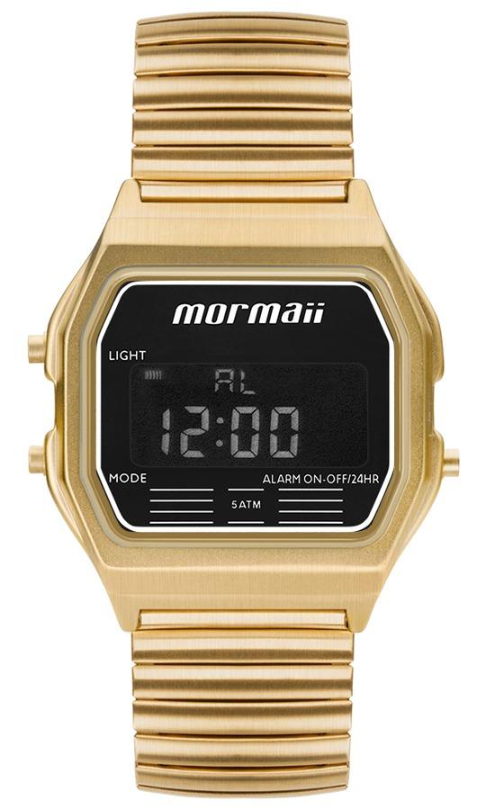 611715c23bad3 relógio mormaii feminino dourado digital mojh02au 4d. Carregando zoom.