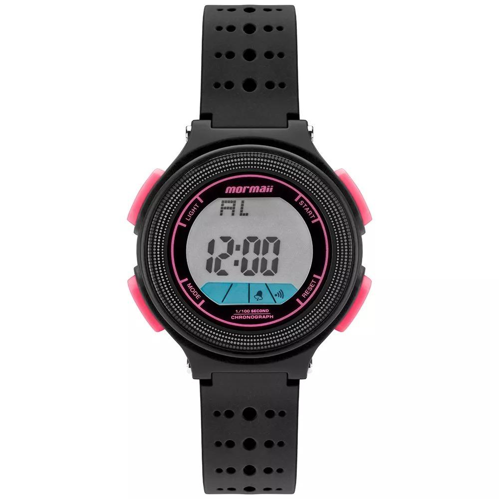8288d2390ed relógio mormaii feminino esportivo digital 5 atm mo0974b 8t. Carregando  zoom.