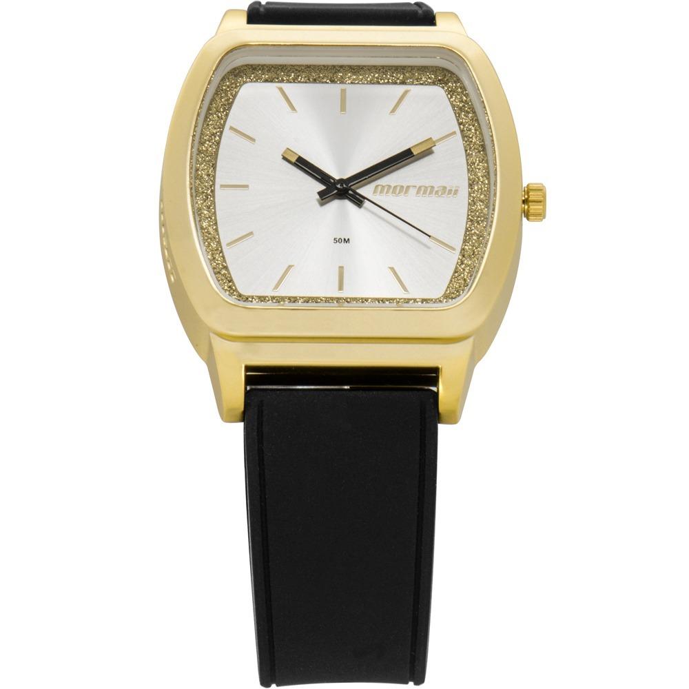 5dded136ba8 relógio mormaii feminino luau dourado preto nfe mo2036ey 8p. Carregando  zoom.
