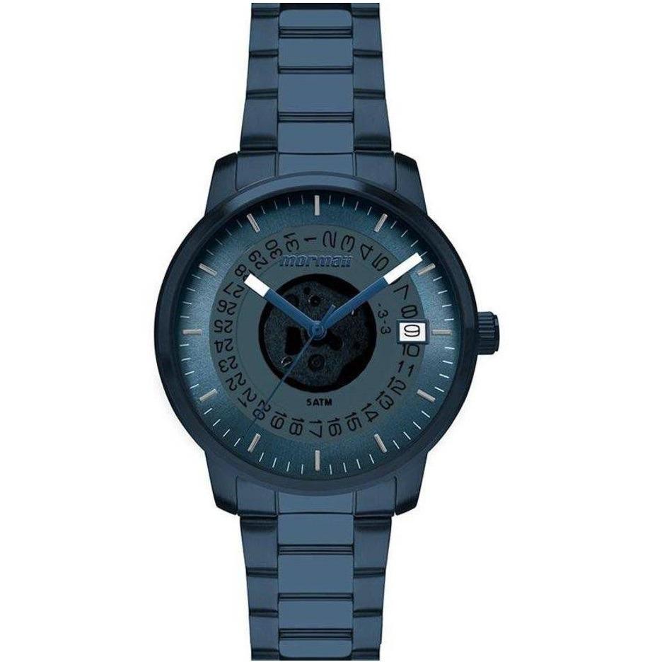 08adbacb11a Relógio Mormaii Feminino Maui Azul Mo2415ab 4a - Promo Nfe - R  277 ...