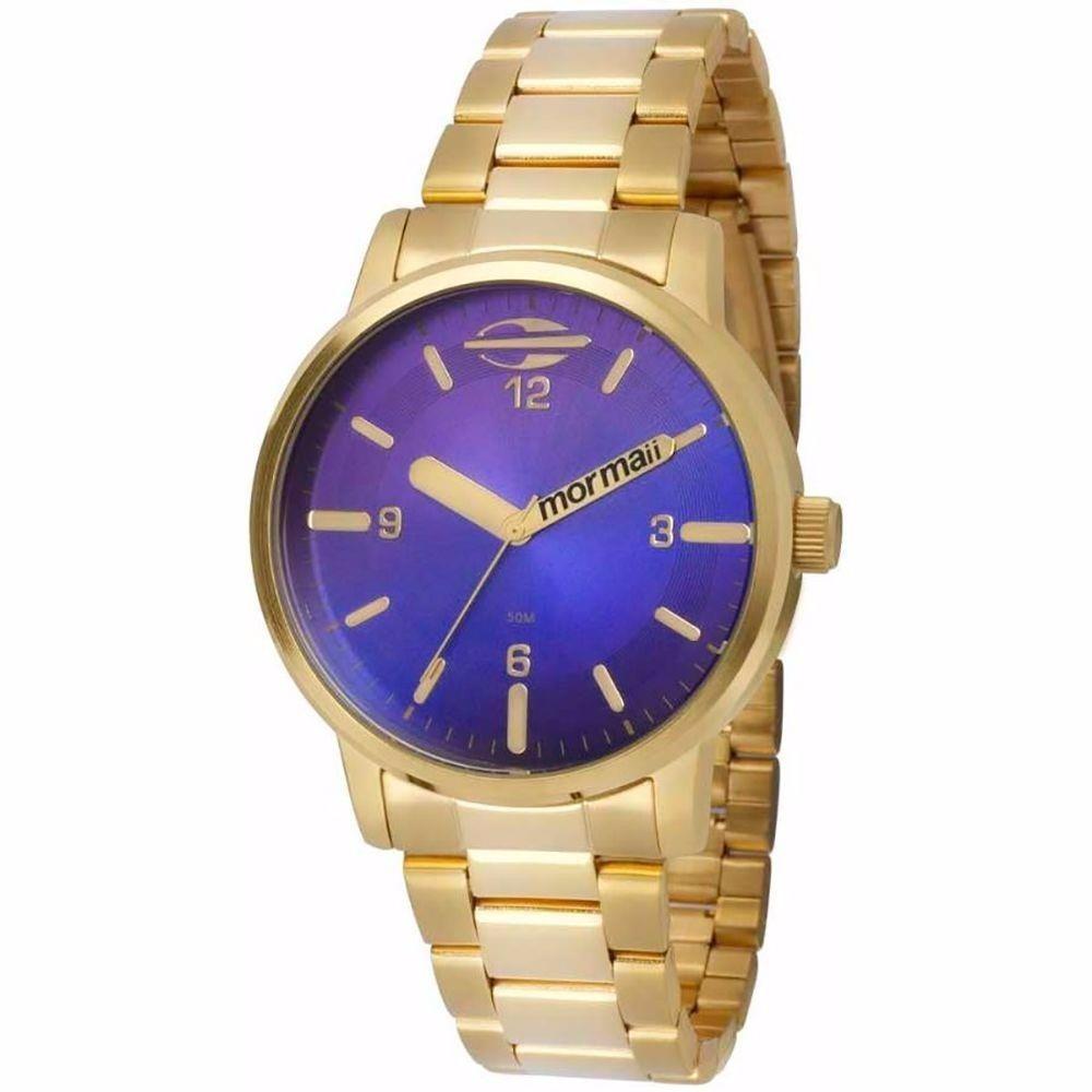93def758e01e4 Relógio Mormaii Feminino Maui Mo2035cn 4a - R  248,82 em Mercado Livre