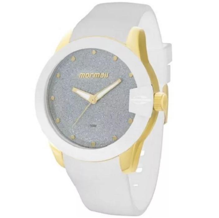 bc51f9cad6020 Relógio Mormaii Feminino Maui Mo2035cu 8b - C  Nota Fiscal - R  167,90 em  Mercado Livre