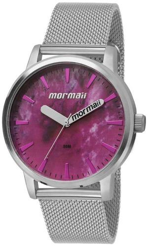 relógio mormaii feminino mo2036dx/3t