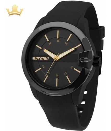 relógio mormaii feminino mopc21jah/8p com nf