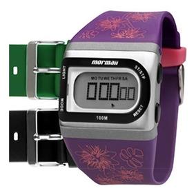 7c36cb079e68ed Pulseiras Avulsas Relogio Mormaii Acquarela - Relógios no Mercado ...