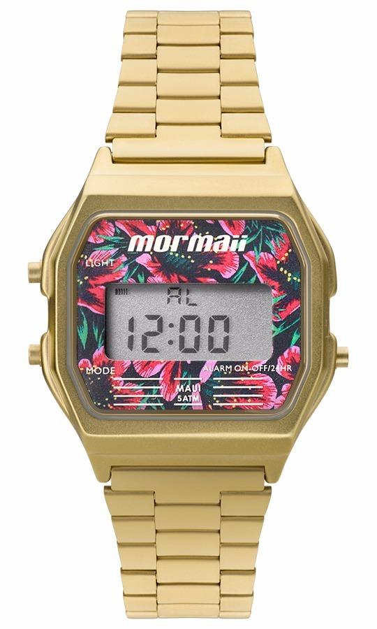 ab738740e3301 relógio mormaii feminino vintage mojh02ad 4d dourado oferta. Carregando  zoom.