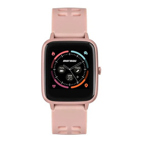 Relógio Mormaii Life Smartwatch Molifeaa/8j Feminino Rosé