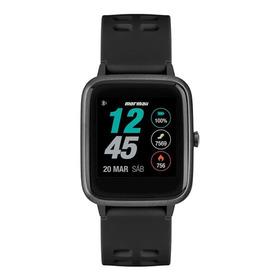 Relógio Mormaii Life Smartwatch Molifeab/8p Unissex Preto